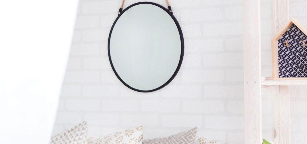 Los espejos en la decoración minimalista