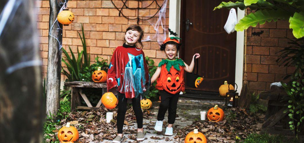 Decoración para halloween - Servei Estació