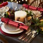 Como hacer centros de mesas para Navidad - Servei Estació