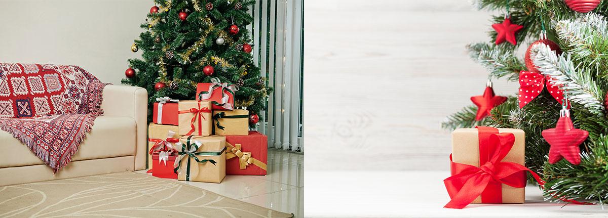 Como decorar un árbol de Navidad - Servei Estació