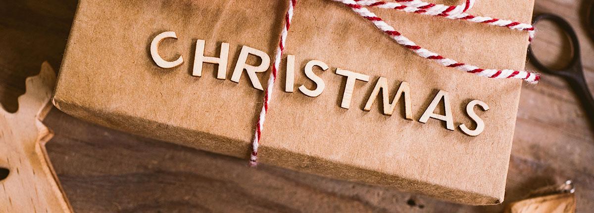 Cómo envolver regalos para navidad - Servei Estació