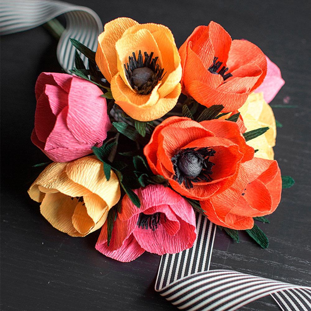 Ramo de flores por San Valentín - Servei Estació