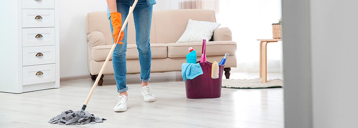 Cómo limpiar la casa de virus y bacterias | Servei Estació