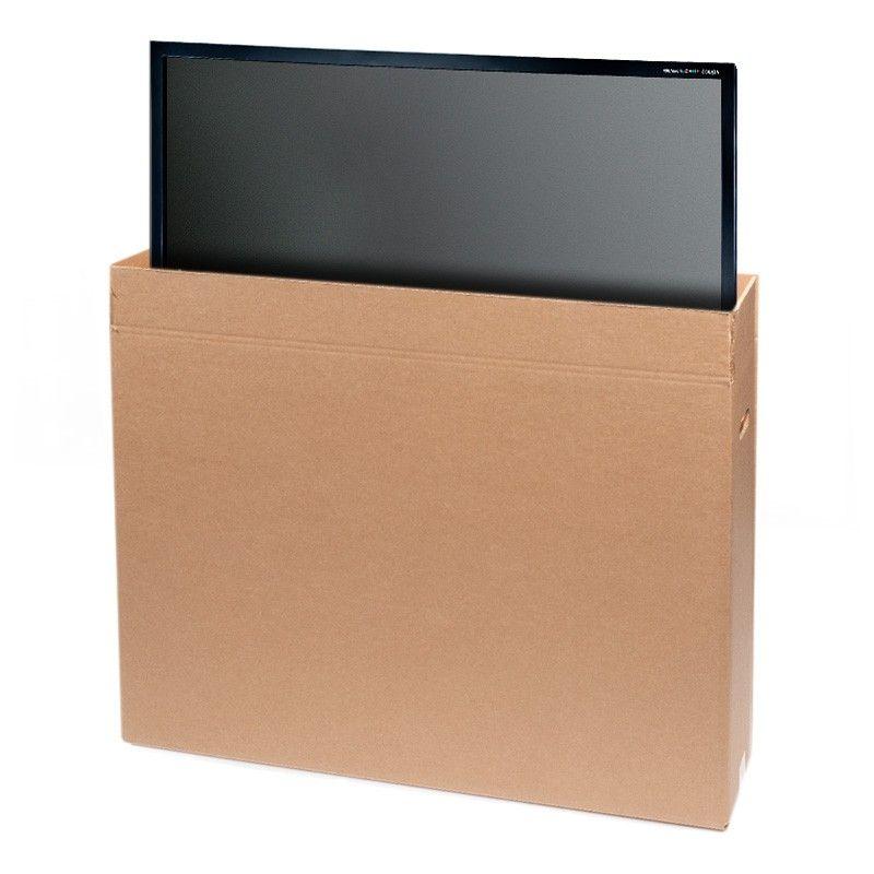 caja de cartón para TV