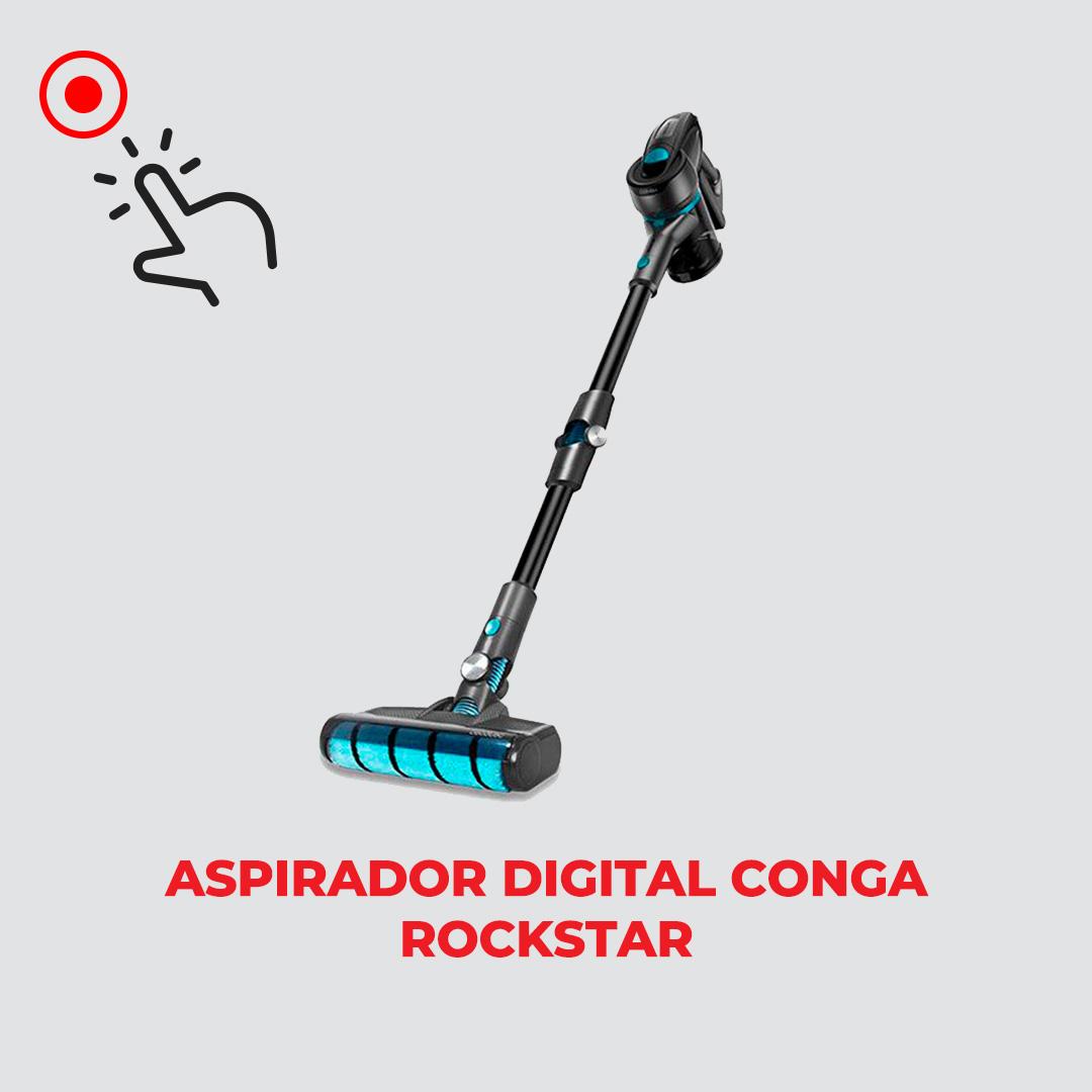 Aspirador Digital Conga Rockstar
