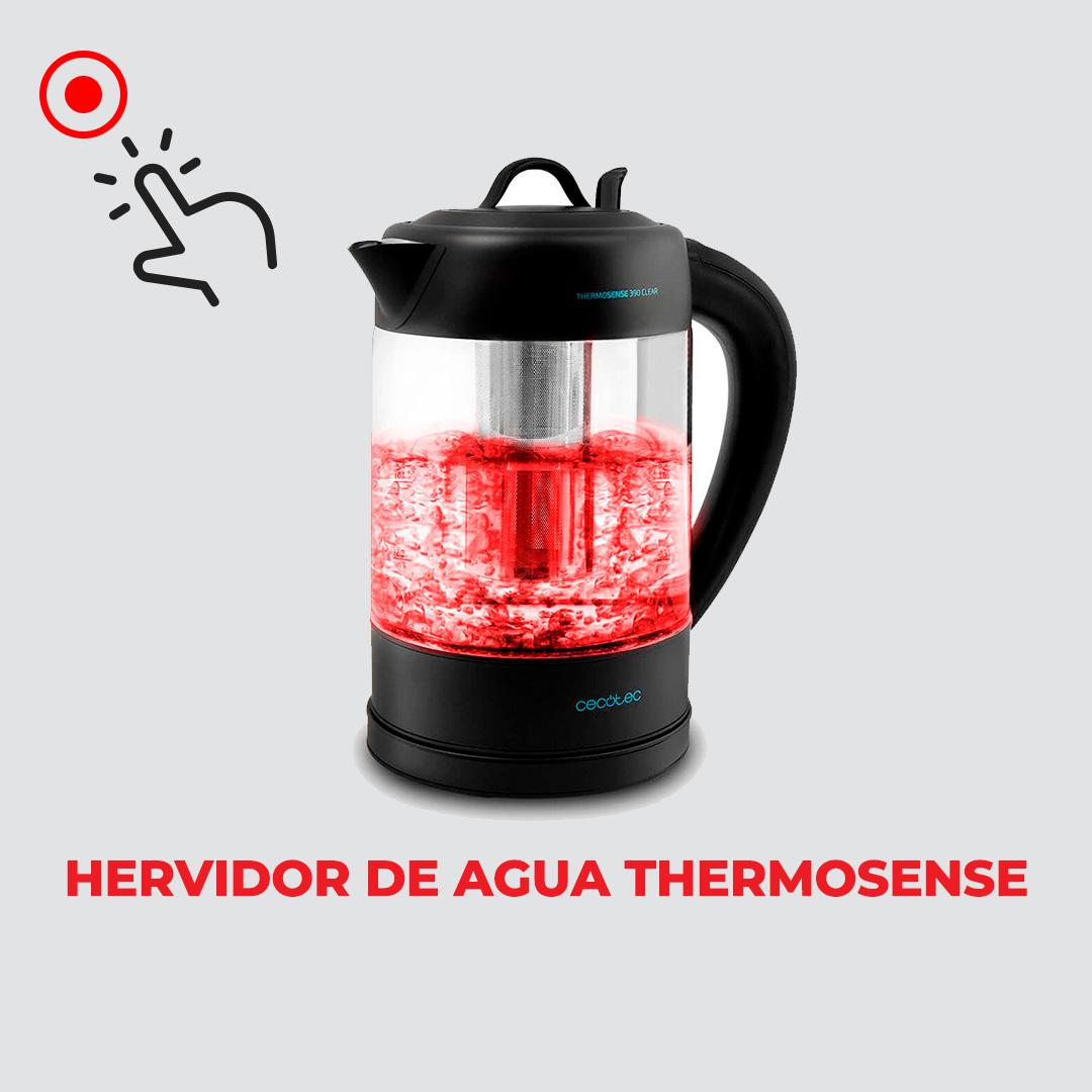 Hervidor de Agua Thermosense 390 Clear