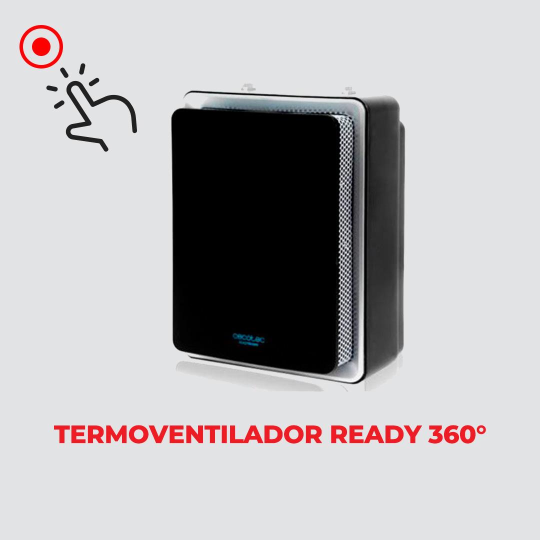 Termoventilador Vertical Ready Warm 360°