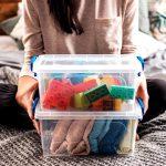 Cajas de plástico - Servei Estació Blog