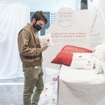 Exposición para el Banco de Sangre con Elisava - Servei Estació