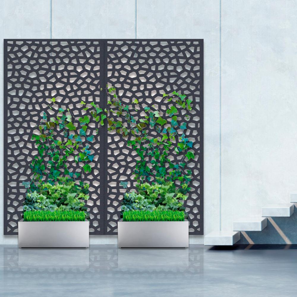 Celosía y biombo para espacios exteriores - Servei Estació