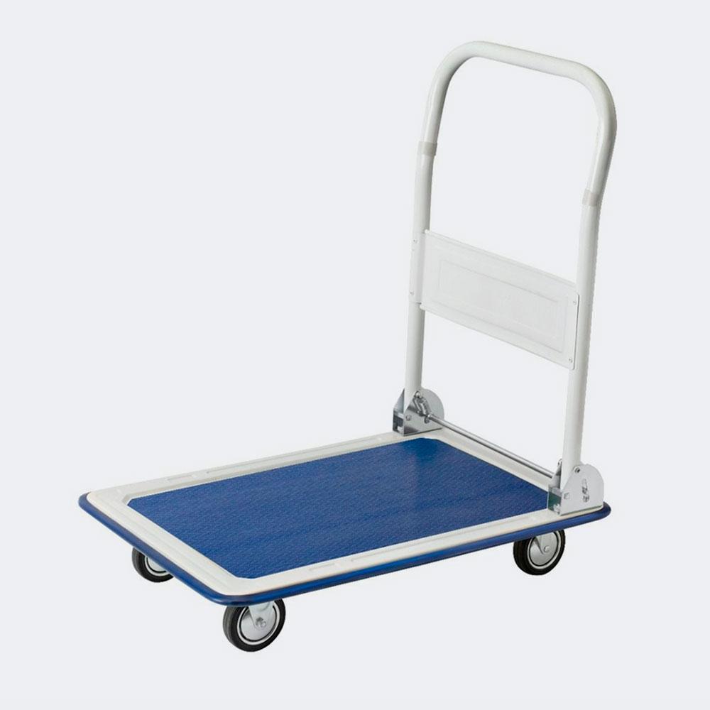 Carretillas y plataformas transporte