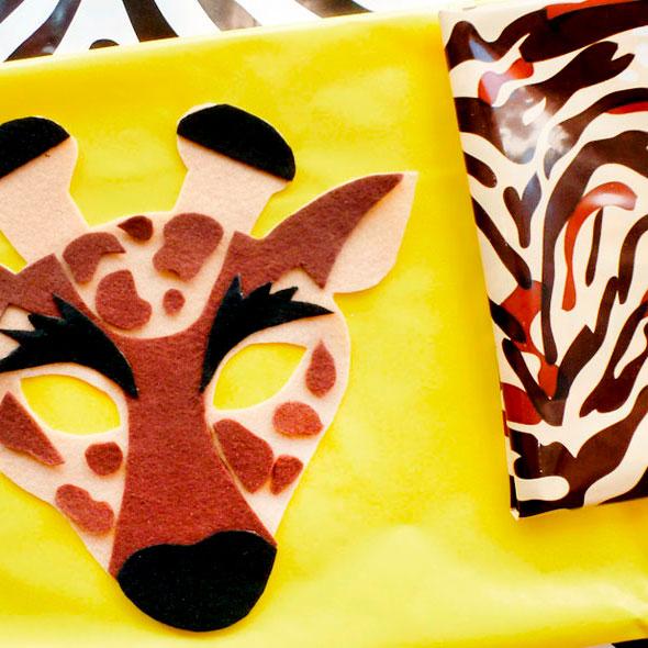 Materiales para Carnaval