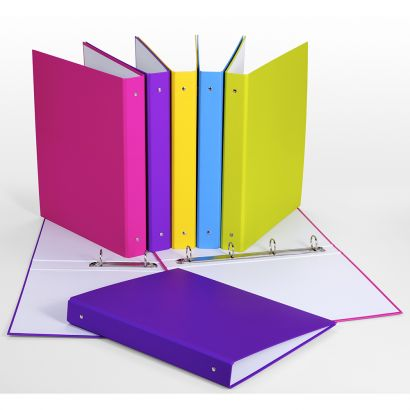 Carp anillas for fashion carton fucsia 2/40mm folio
