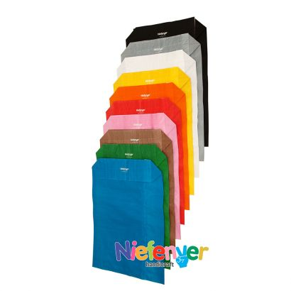 Bolsa Papel Disfraz Pack 10uds. Amarillo 60x90cm