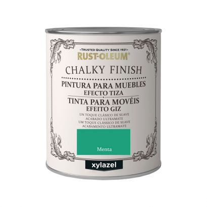 Rustoleum Chalky Finish Pint Rosa Antiguo 125ml
