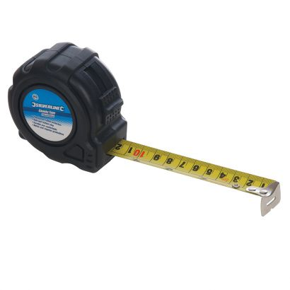 Flexómetro Ancho 5 M X 25 Mm