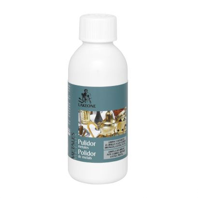 PULIDOR ABRILLANTADOR METALES 250ml