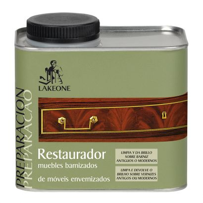 RESTAURADOR DE MUEBLES BARNIZADOS 450ML