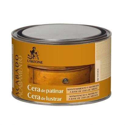 CERA DE PATINAR 300 ML NATURAL