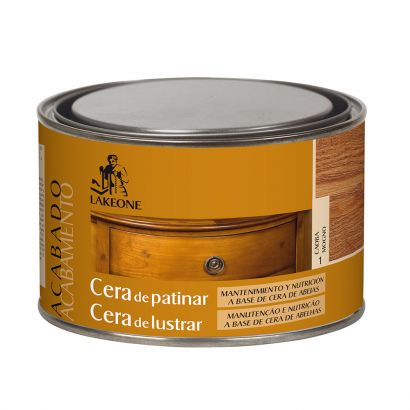 CERA DE PATINAR 300 ML CAOBA
