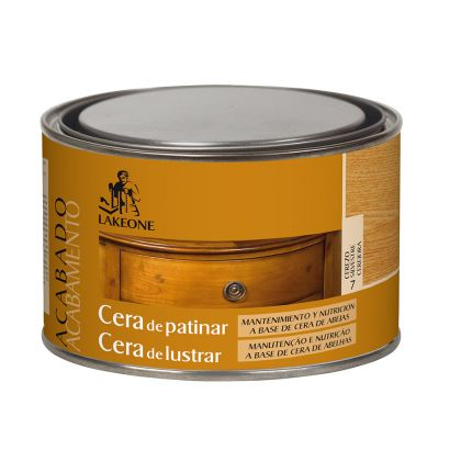 CERA DE PATINAR 300 ML CEREZO SILVESTRE