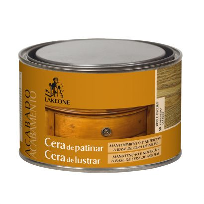 CERA DE PATINAR 300 ML ROBLE OSCURO