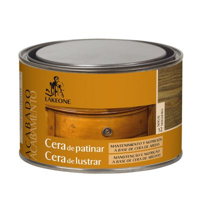 CERA DE PATINAR 300ML NOGAL