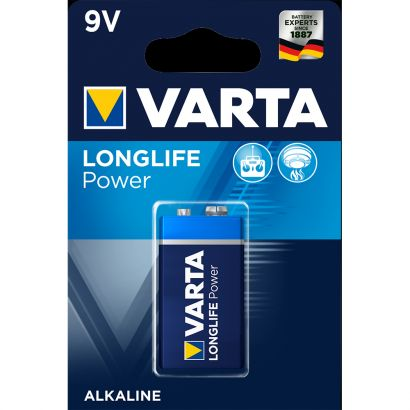 Bateria Alcalina High Energy  9v. Lr61-6LP33146