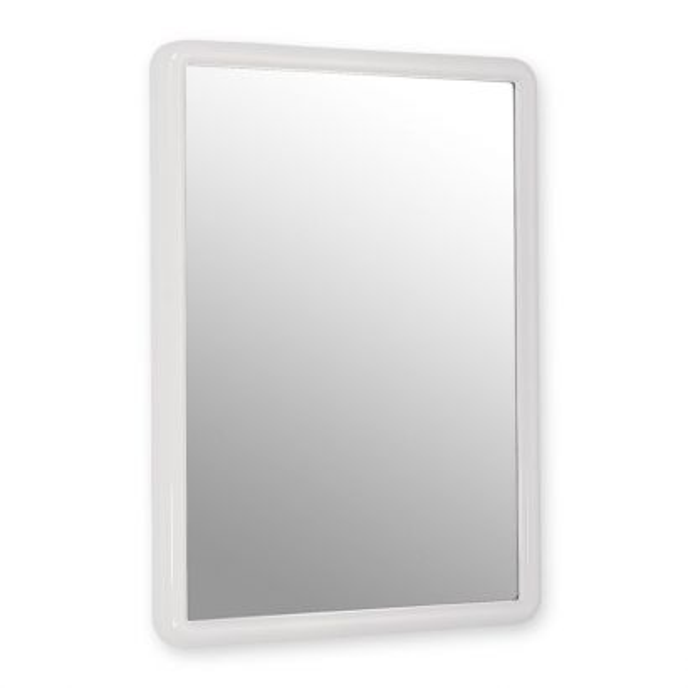Espejo Conic 49x67 Blanco