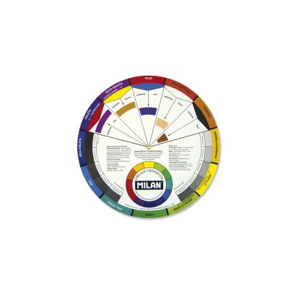 Circulos Cromaticos Ref,5502