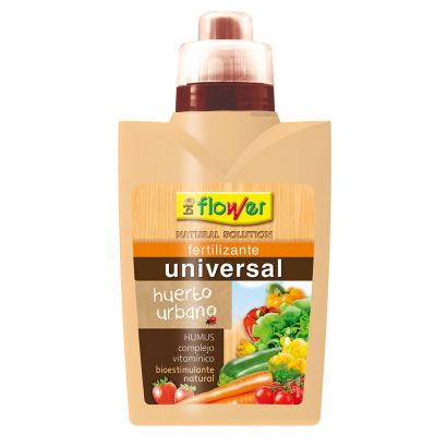 BIOFLOWER FERTILIZ. HUMUS 500ML