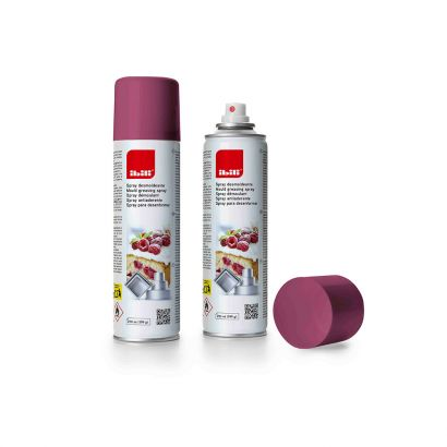 Spray desmoldeante antiadherente 250 ml