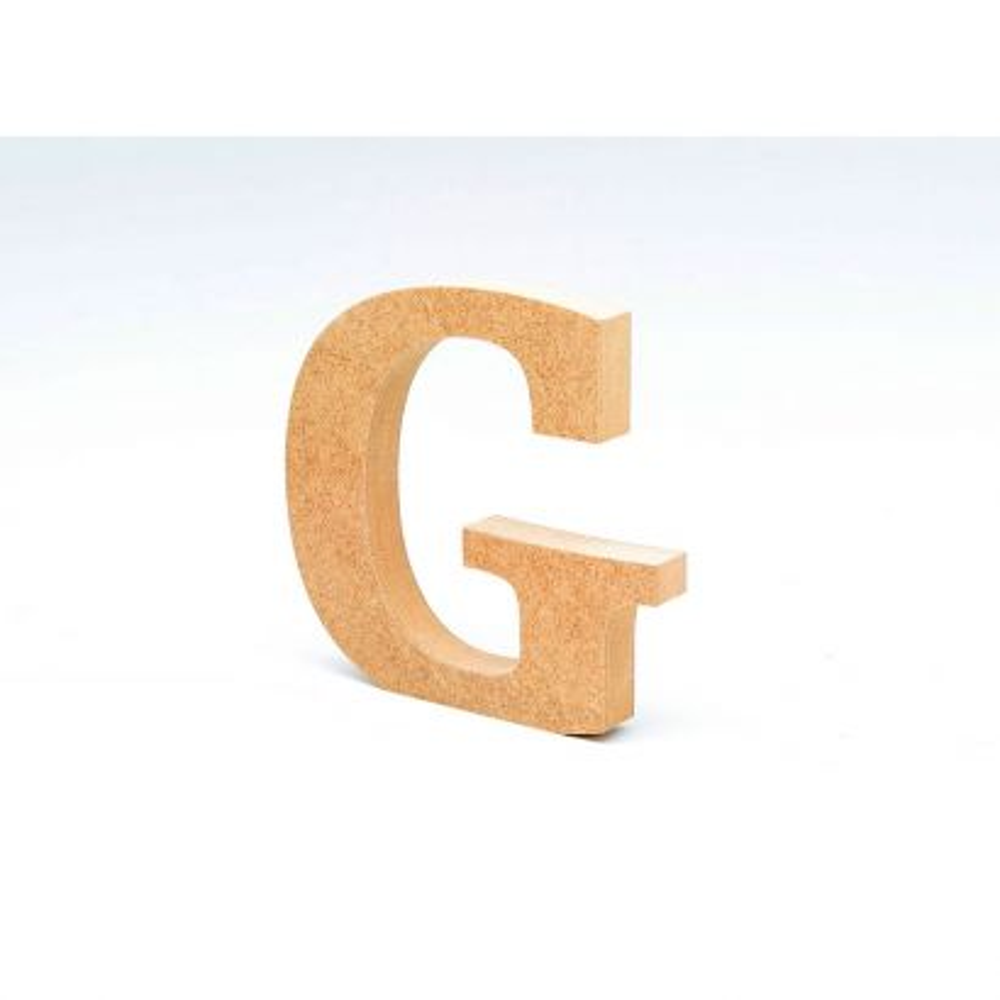 Letra Dm G 20cm