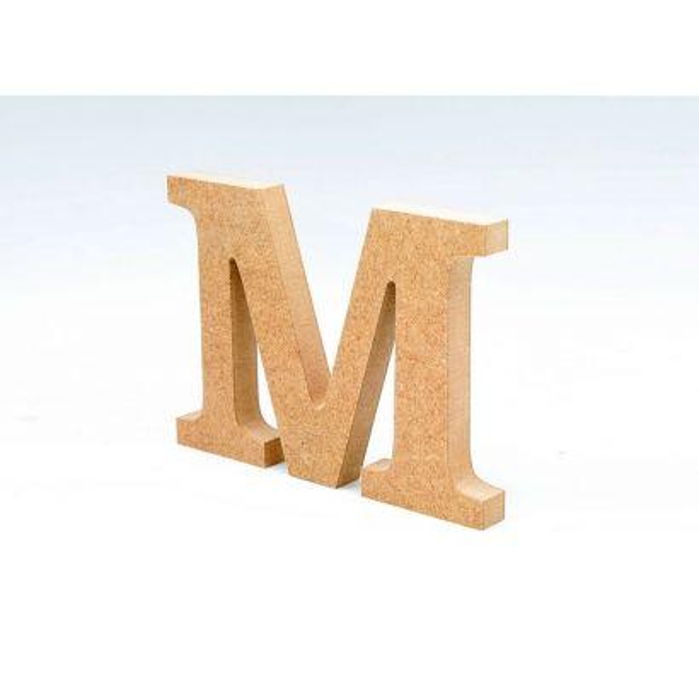Letra Dm M 20cm