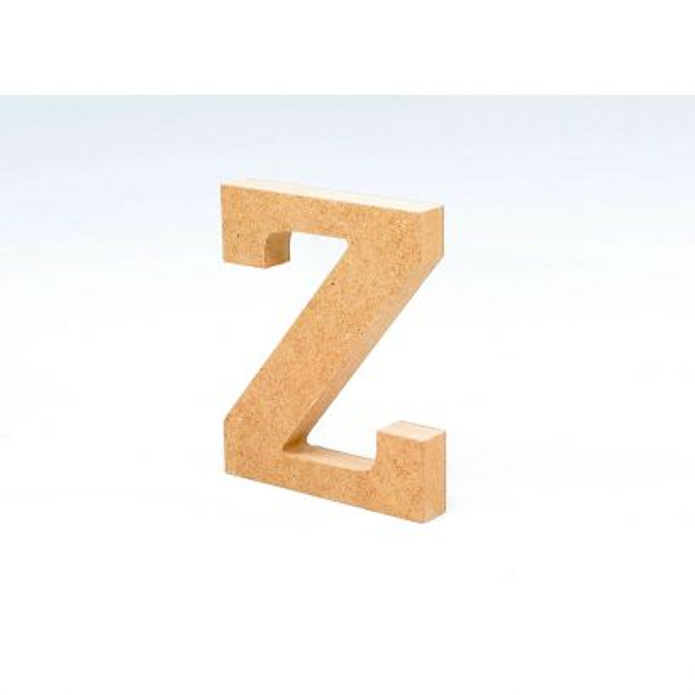 Letra Dm Z 20cm
