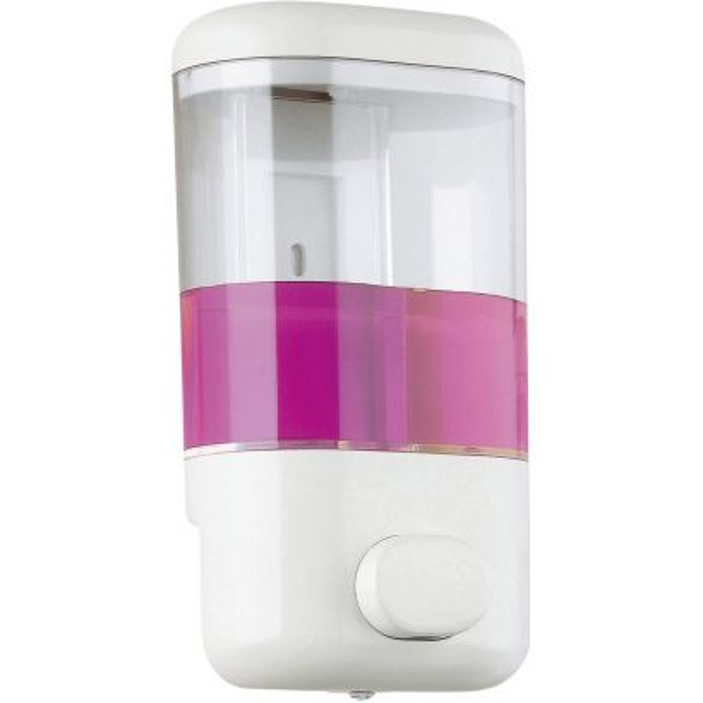Dosificador Jabon Blanco