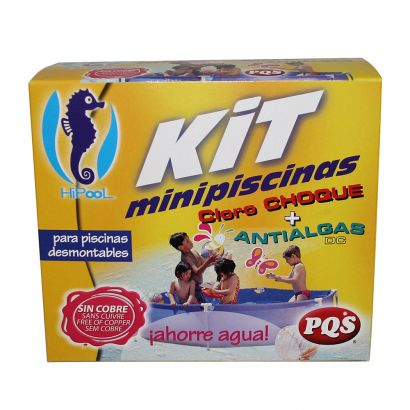 Kit Minipiscinas Pqs