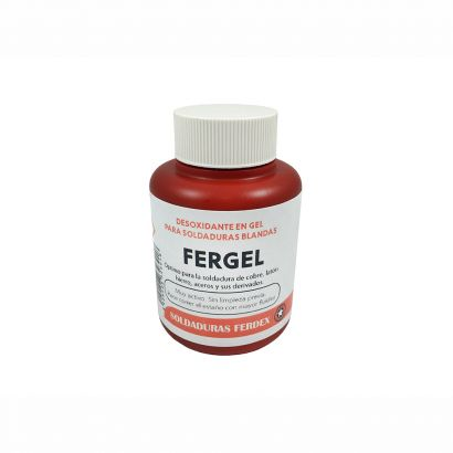 Cobre Decapante Gel b. 100 ml. FERGEL