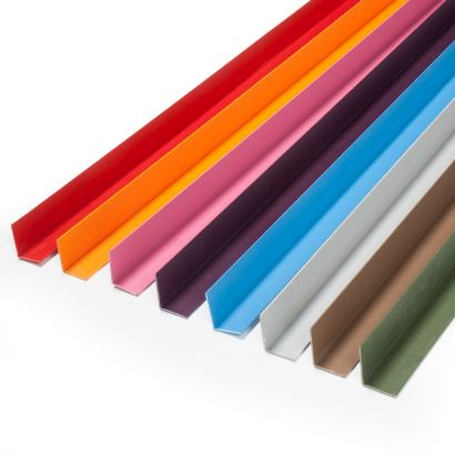 Cantonera de PVC colores especiales