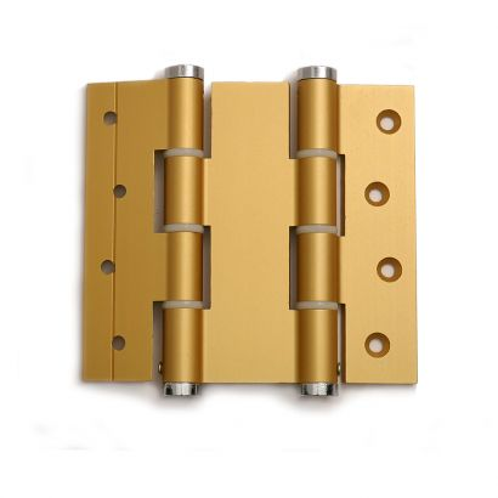 Bisagra Vaiven Oro Aluminio 120x30 Blister