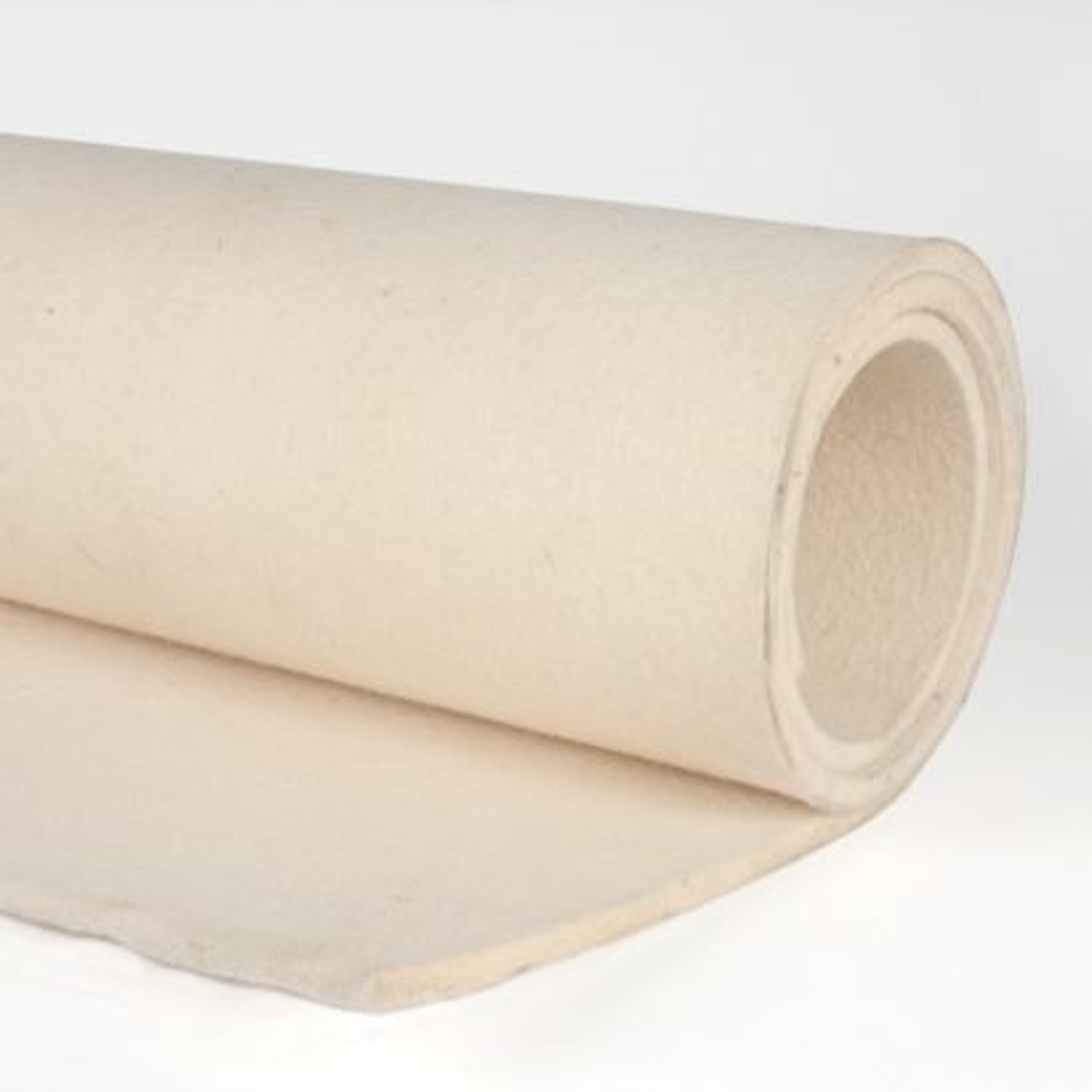 Rollo Fieltro industrial absorbente duro