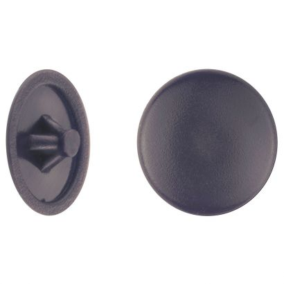 Tapones para Tornillos 3,5-5mm Pozidrip Pz Color Negro
