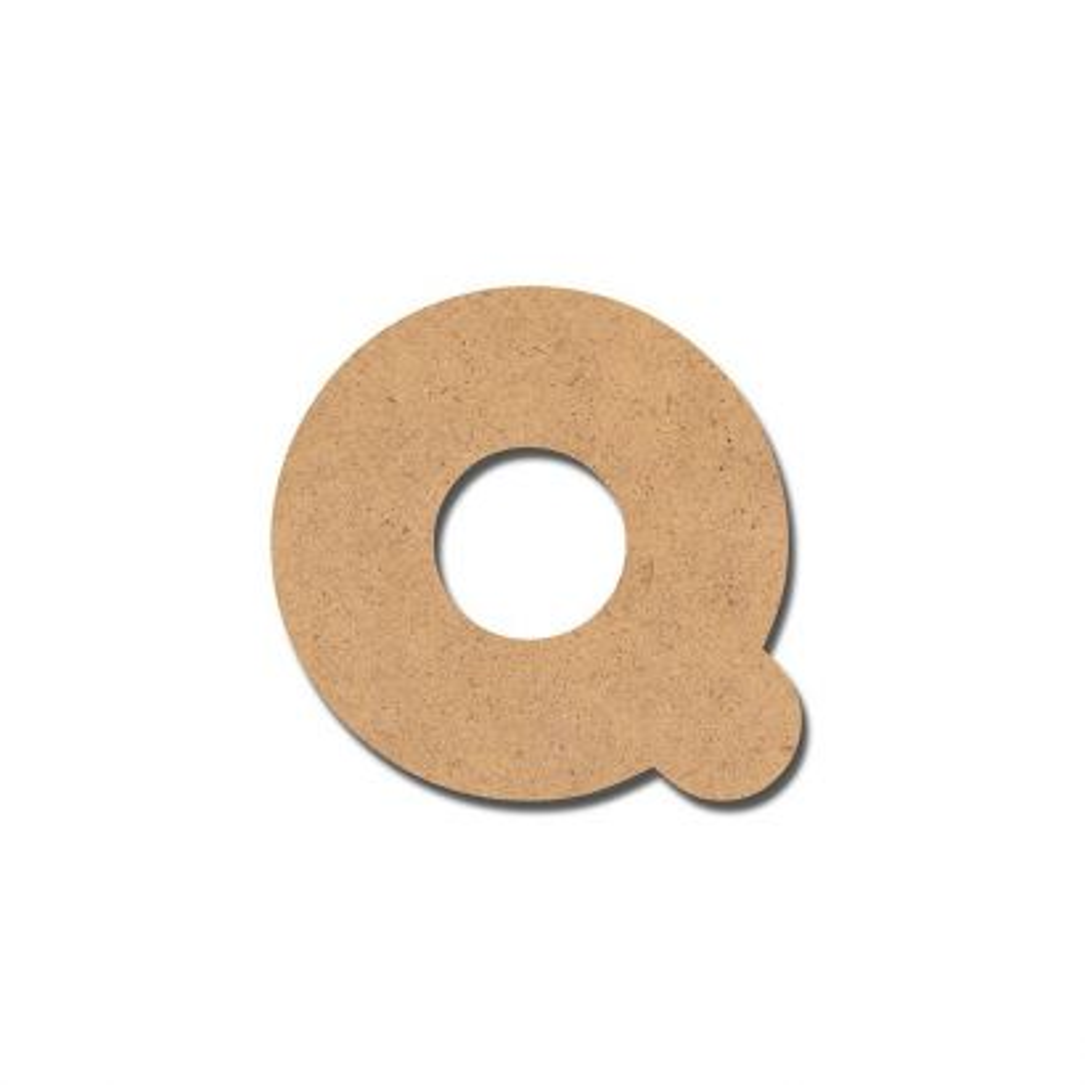 Letra Dm 7cm Q