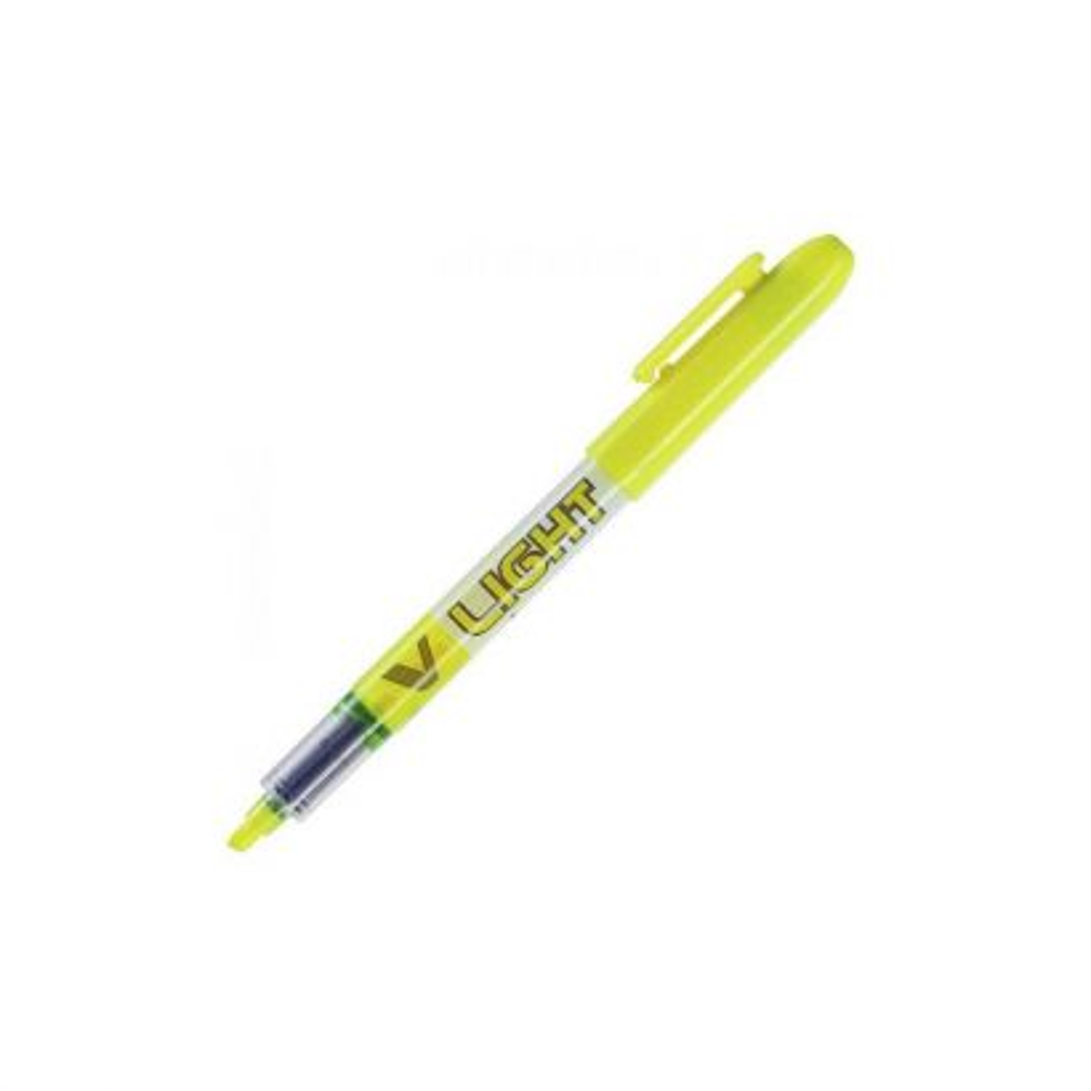 Rotulador v-ll amarillo 0,5