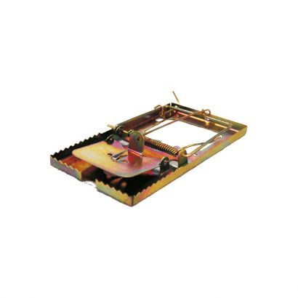 Trampa Basica Metalica Ratones/Ratas