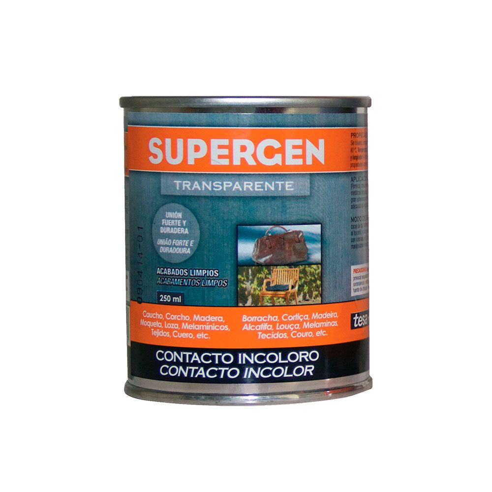 Contacto Incoloro Supergen Bote 250 Ml   Comprar en SERVEI