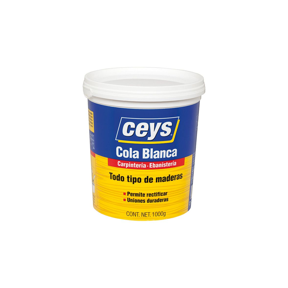 Ceys Cola Blanca Madera Bote 1Kg
