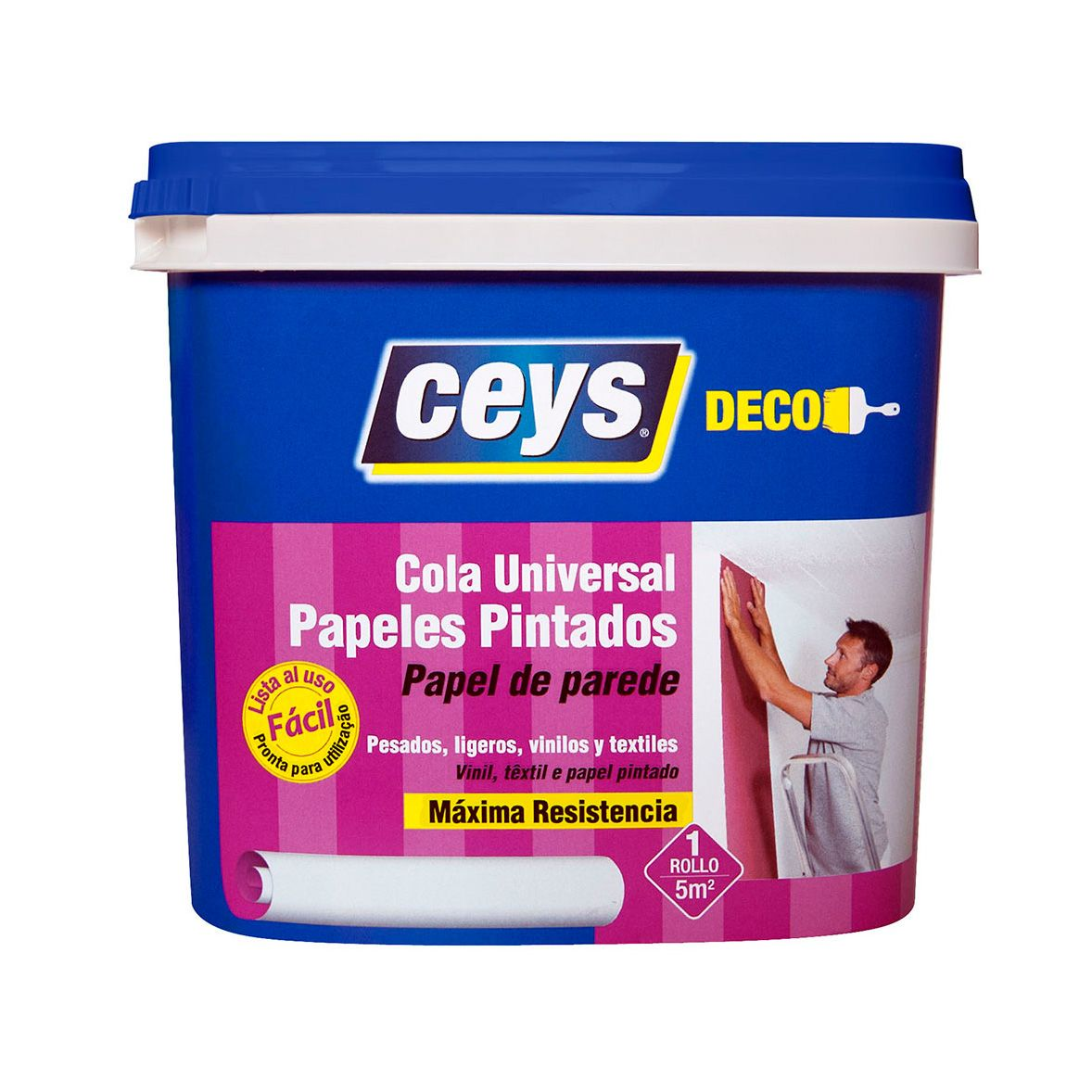 Ceys Cola Papeles Pintados Universal 1Kg