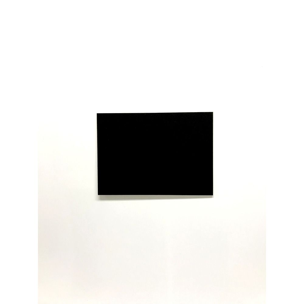 Pizarra Negra S/Marco 70x50cm Pv 7231