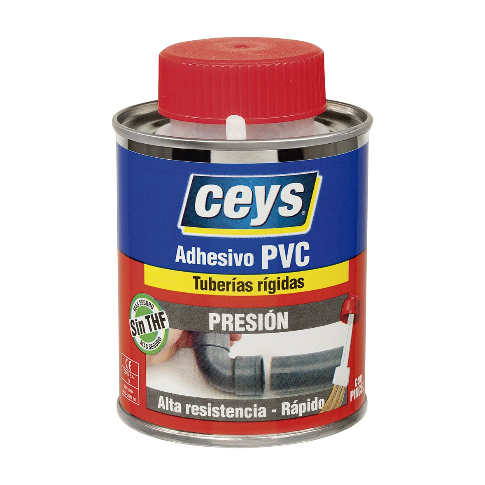 Ceys PVC Presion Tapon Pincel 250Ml